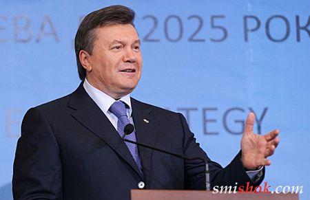 Янукович відзвітував про успіхи у боротьбі зі СНІДом
