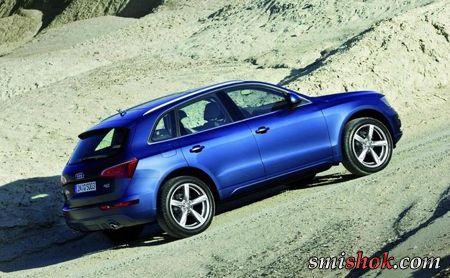 Сімейство кросоверів Audi в найближчі роки може подвоїтися
