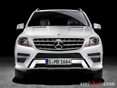 Mercedes готує спортивний позашляховик GLS