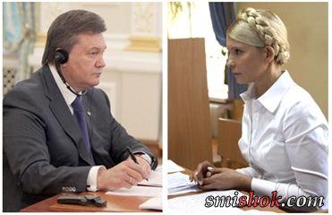 Дві третини українців не довіряють ні Януковичу, ні Тимошенко
