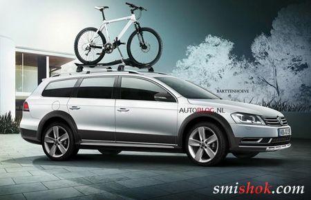 Volkswagen готує позашляховий Passat
