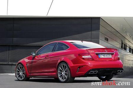 Mercedes представив екстремальне купе