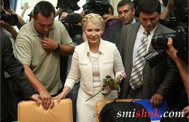 Суддя не погодився закривати справу Тимошенко