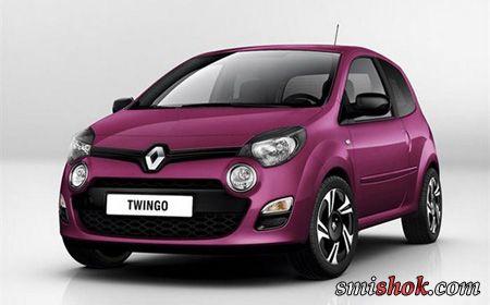 Renault Twingo буде схожий на Nissan Juke