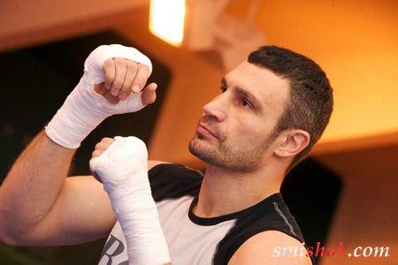 Кличко-старший почав підготовку до бою з Адамеком