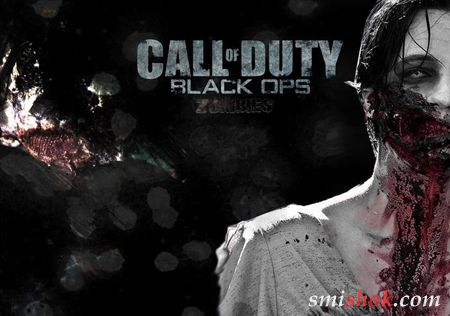 Call of Zombies: Black Ops