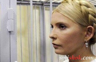 Тимошенко написала листа з в'язниці в The Wall Street Journal