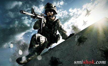 Бета шутера Battlefield 3 стартує 29 вересня