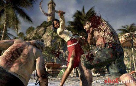 За мотивами зомбі-екшену Dead Island знімуть фільм