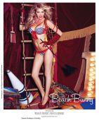 Фото Кейт Аптон (Kate Upton) на обкладинці Remix і в рекламі Beach Bunny Bikini