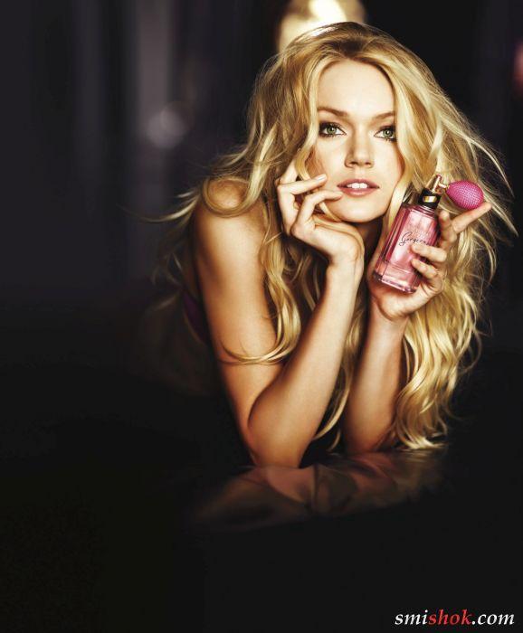 Ліндсі Еллінгсон - рекламна кампанія Victoria's Secret