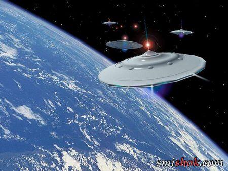 Чи можливий напад інопланетян на Землю