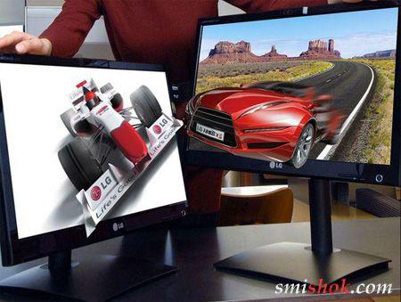 LG представила новий 3D дисплей DX2500