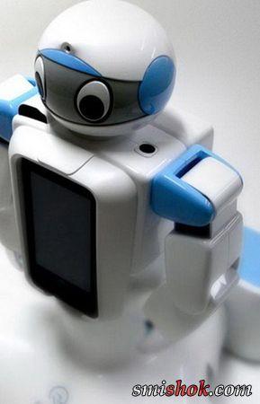 HOVIS - перший недорогий робот, який працює з Android