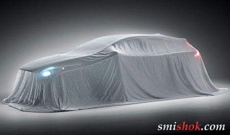 Компанія Volvo опублікувала першу фотографію нової моделі