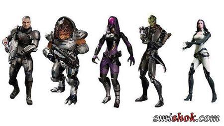 Стали відомі нові подробиці Mass Effect 3