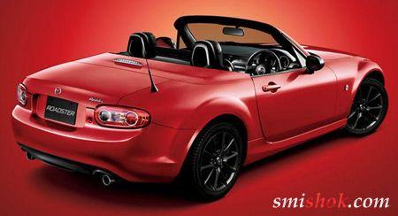 Опубліковані фотографії 2012 MX-5 Miata Special Edition