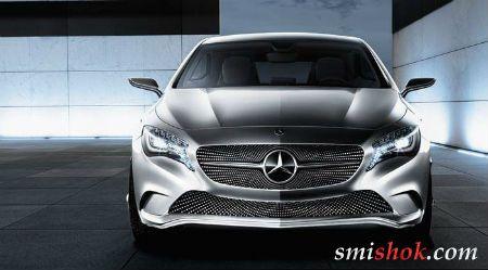 Mercedes представить до 2015 року 10 нових моделей