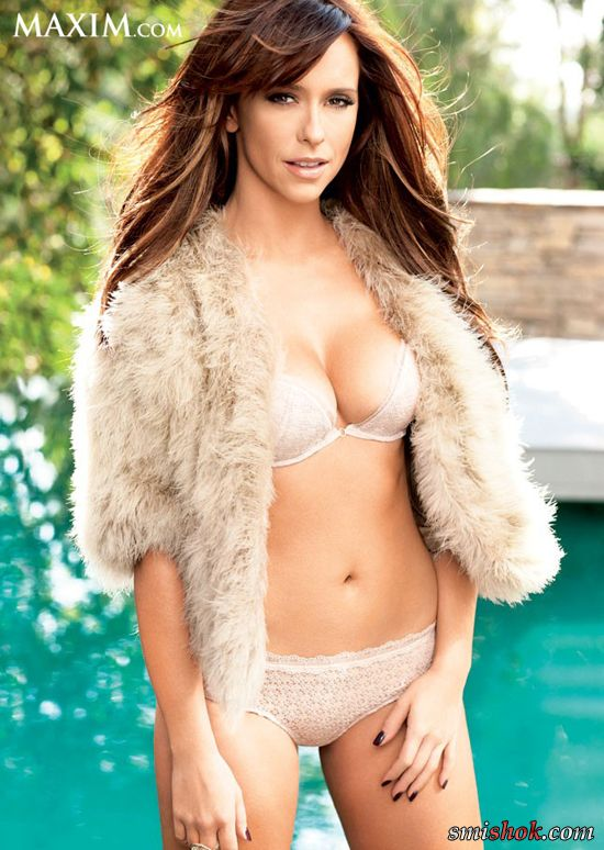 Дженніфер Лав Хьюітт (Jennifer Love Hewitt) в журналі Maxim (квітень 2012)