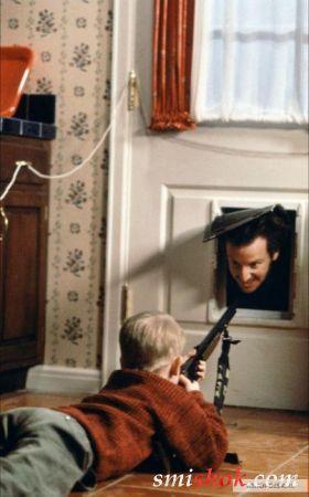 Анонсована п'ята серія фільму'' Один вдома '