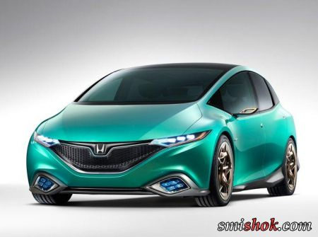 Honda показала два концепти новинок наступного року