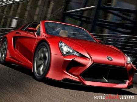 Наступник Toyota Supra стане 400-сильним гібридом