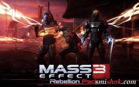Mass Effect 3 знову доповнять безкоштовно
