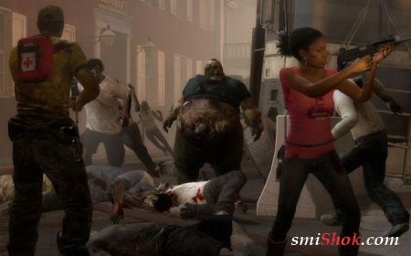 Игрокам в Left 4 Dead 2 разрешили создавать кампании и предметы