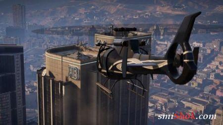 Действие следующей части GTA, возможно, перенесут в будущее