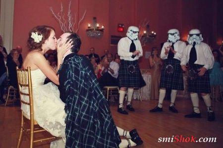 Классная подборка испорченных свадебных фотографий