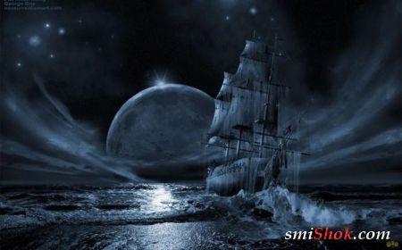 Неразгаданные тайны кораблей-призраков