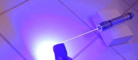 Поклонник «Звездных войн» изобрел реальный световой меч. ФОТО + ВИДЕО