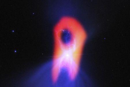 Ученые увидели ''призрака'' в самой холодной области Вселенной