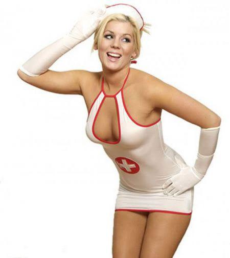 Очаровательные медсестрички фото