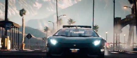 EA показала трейлер новой Need For Speed Rivals