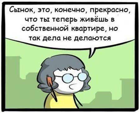 Жизненный комикс про взрослую жизнь