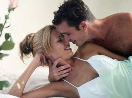 Секс помогает сохранять здоровье