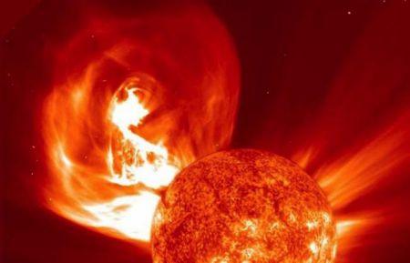 Когда потухнет Солнце