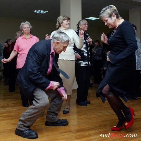 Когда старость - в радость