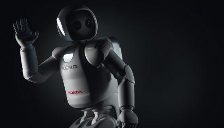 Honda показала нового робота