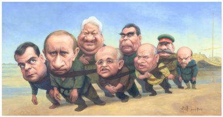 Анекдоты: про сепаратистов и Путлера