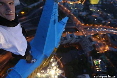 Украинец признался в перекрашивании звезды на московской высотке