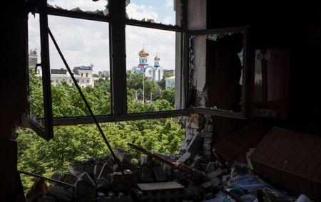 Луганск уже 22 день в полной блокаде: без воды, света, лекарств и связи