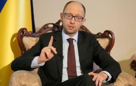 Яценюк призвал мировое сообщество заморозить все финансовые активы России