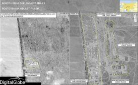 НАТО подтверждает наличие российских солдат в Украине снимками со спутника
