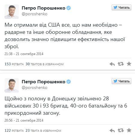 Интервью Порошенко: Президент ответил на вопросы журналистов