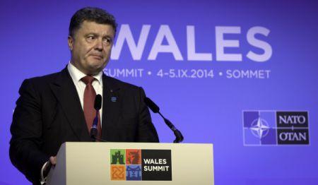 Порошенко пообещал особый статус отдельным регионам Донбасса