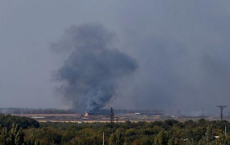"""Итоги 20 сентября: взрывы в Донецке и """"ядерные обвинения"""""""