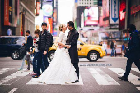 Самые прикольные снимки получаются на свадьбах