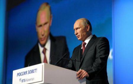 """Путин назвал санкции против России """"полной дурью"""""""